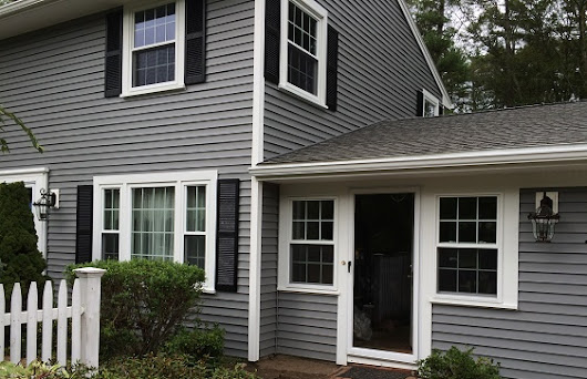 Lakeville, MA Vinyl Siding & Replacement Windows Project | Contractor Cape Cod, MA & RI
