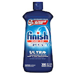 Finish Jet-Dry Ultra Dishwasher Rinse Aid, 32 fl oz