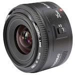 Yongnuo MC Lens for Canon Eos - 35mm - f/2 - Black