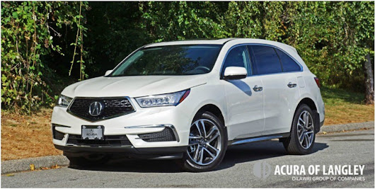 2017 Acura MDX Road Test Review at Acura of Langley