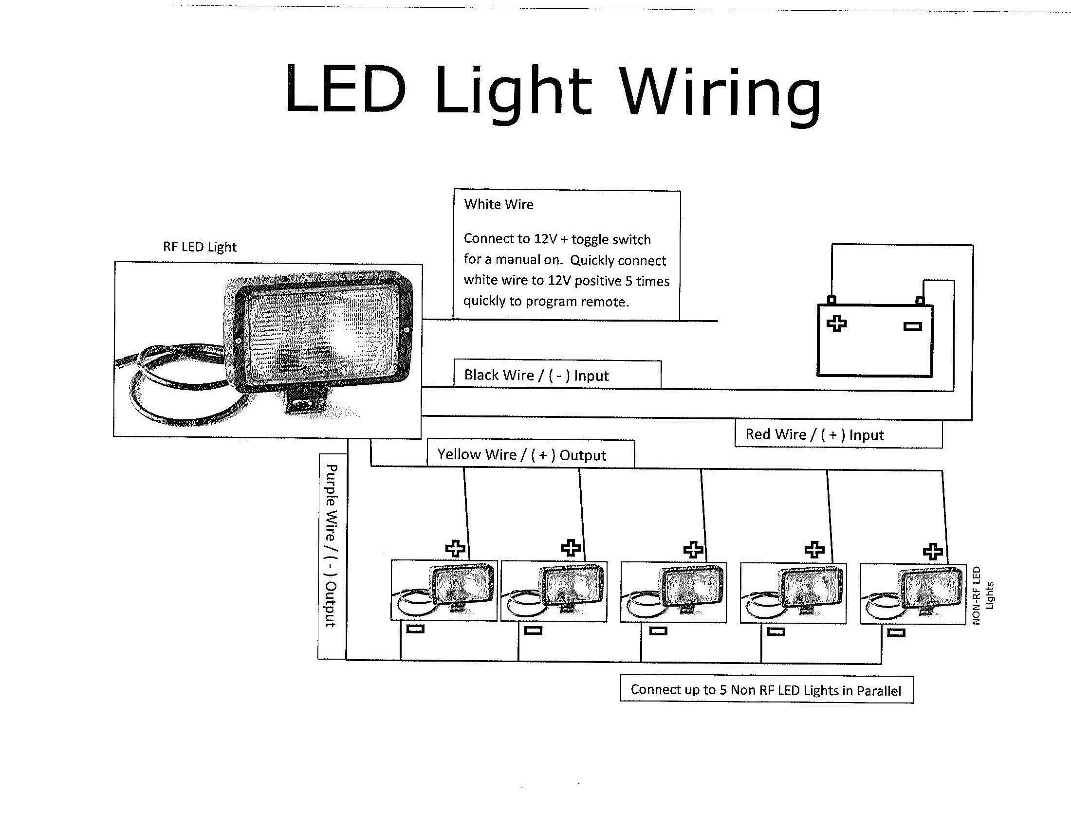 Diagram Led Work Light Wiring Diagram Full Version Hd Quality Wiring Diagram Schematictv2h Romaindanza It