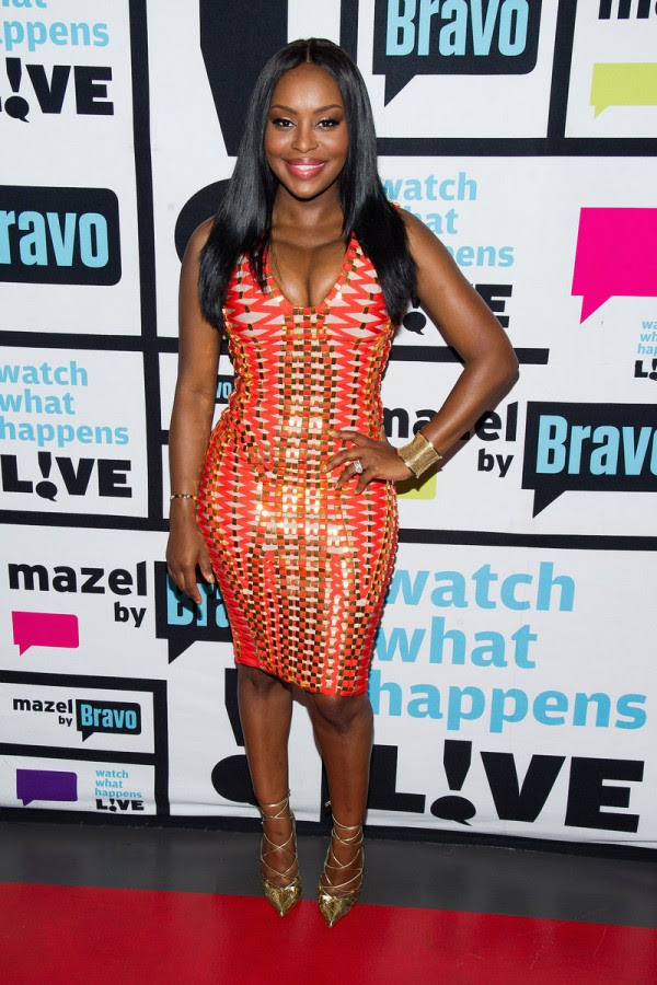WATCH WHAT HAPPENS LIVE -- Episode 12097 -- Pictured: Quad Webb-Lunceford -- (Photo by: Charles Sykes/Bravo)
