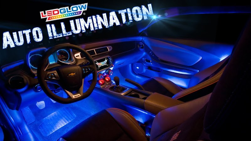 Car Interior Glow