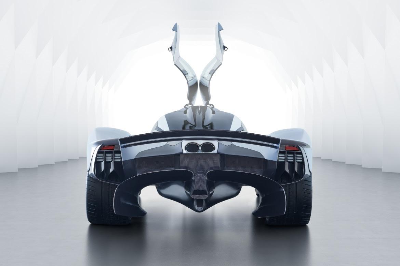 Aston Martin Valkyrie The Secrets Of Exterior And Interior Design Auto Design