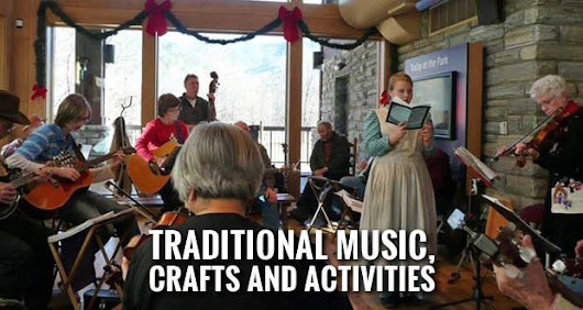 Holiday Homecoming at Oconaluftee Showcases Appalachian Christmas Traditions
