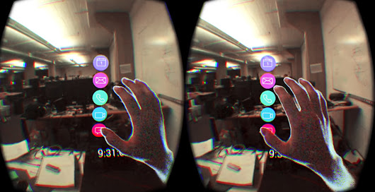 Leap Motion's Augmented-Reality Computing Looks Stupid Cool