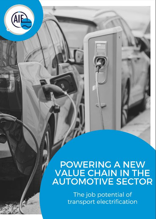 Electric cars will power 200,000 jobs by 2030 – new