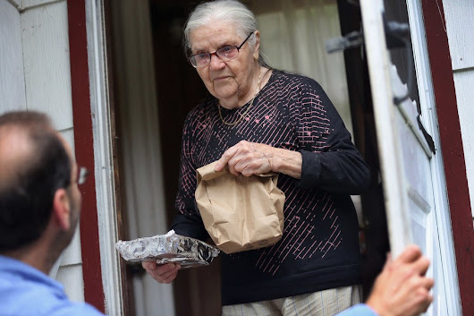 How much does Trump want to screw over those in need? His budget eliminates Meals on Wheels