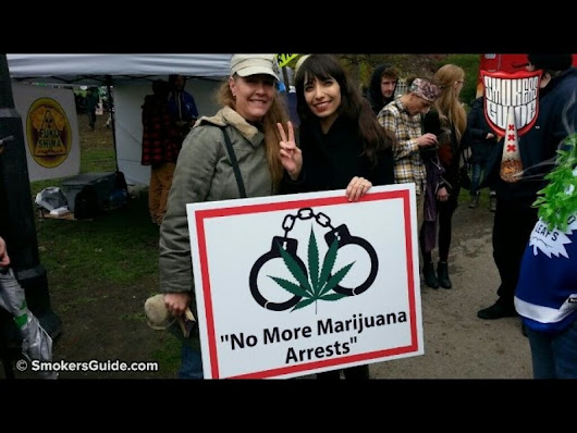 Global Marijuana March Toronto 2017