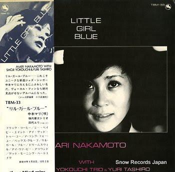 NAKAMOTO, MARI little girl blue