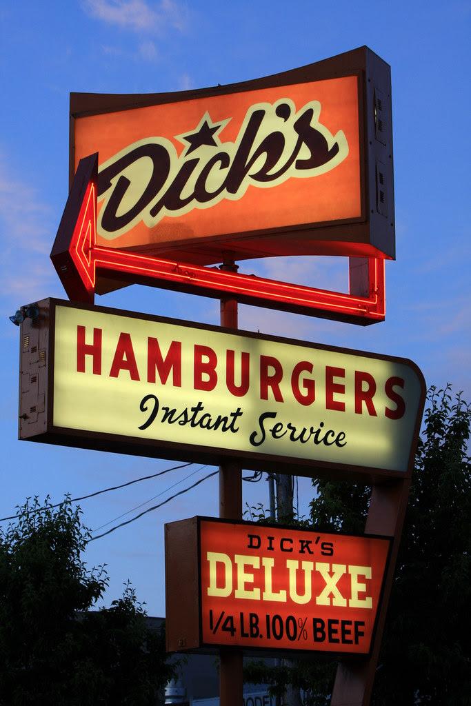 Dick's Off Lake City Way