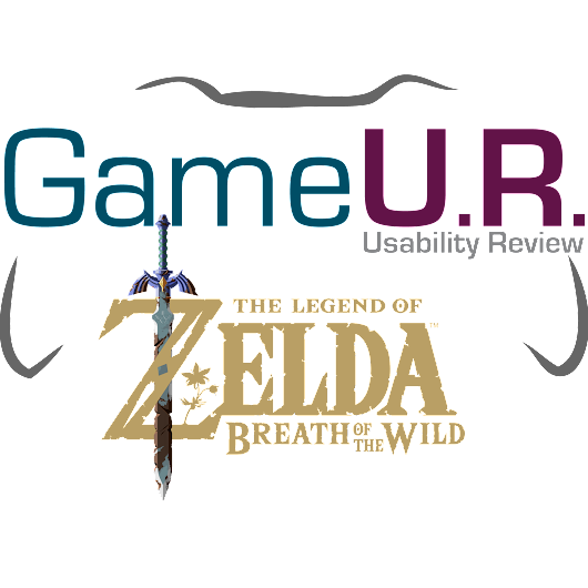 GameU.R. The Legend of Zelda : Breath of the Wild - LudoTIC