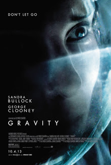 Movie Poster for Gravity