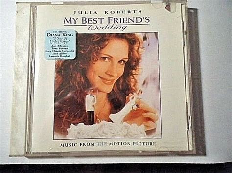 My Best Friend's Wedding [Original Soundtrack] (CD, Jun