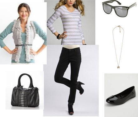 Candies, Banana Republic, Forever 21, Urban Outfitters