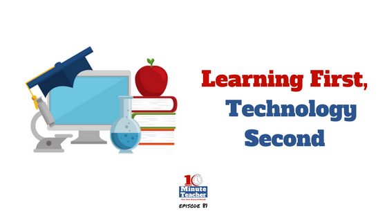 learning first, technology second liz kolb