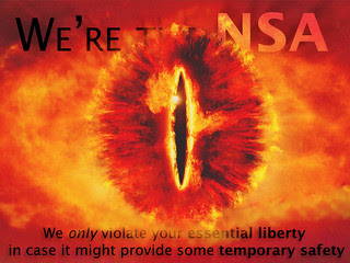 We're the NSA