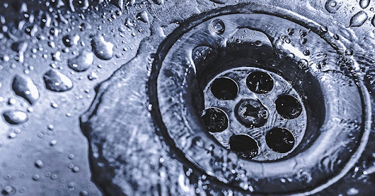 April showers bring … clogged drains