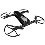 Hobbico Selife Drone Selfie Drone, Gloss Black