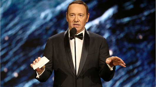 Kevin Spacey investigated by UK police