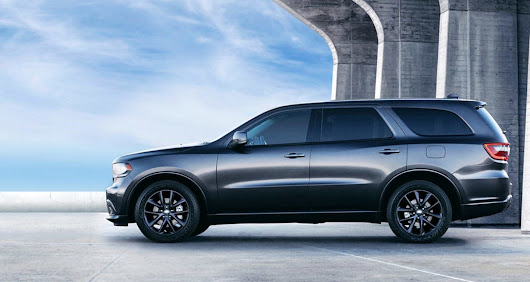 Pinckney Chrysler Dodge Jeep RAM | The 2019 Dodge Durango: What To Expect
