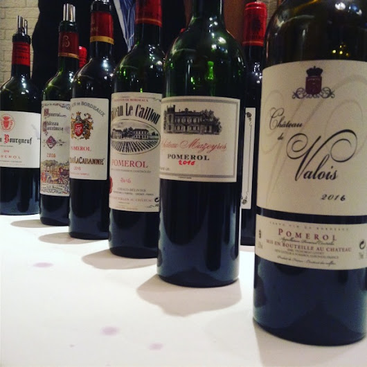 2016 Right Bank Bordeaux's + Margaux Silky Tannins