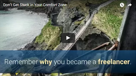 Don't Get Stuck in Your Comfort Zone | Diana Marinova