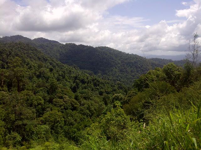 Banjaran Titiwangsa