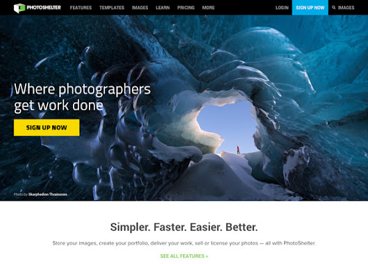 Martin Kaemper thinks you'll love PhotoShelter - Refer-a-Friend Program