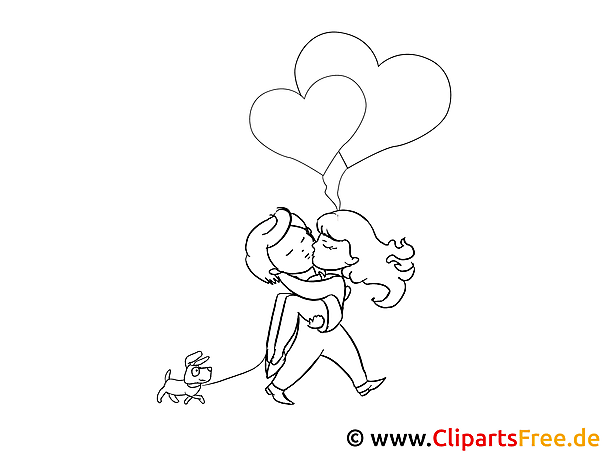 valentinstag ausmalbilder zum ausdrucken  zeichnen und färben
