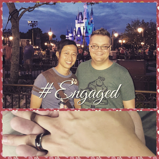 The Tale of How We Got Engaged at Disney World