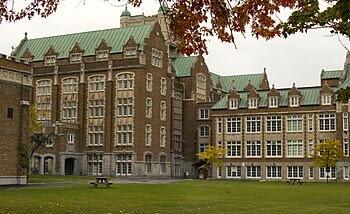 Concordia University - Loyola campus