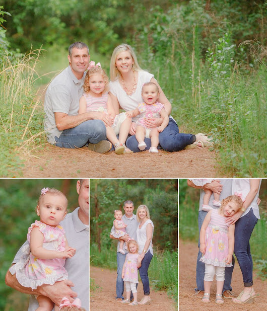 Summer Family Photos in Oconee County, GA
