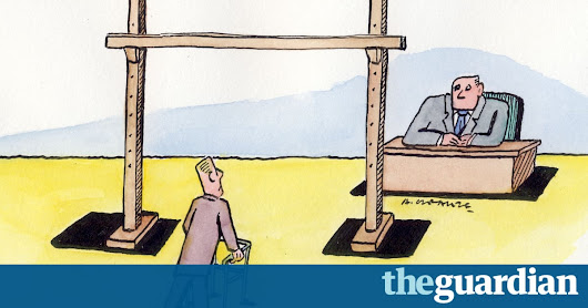In excruciating pain. Unable to sleep. Yet John is still 'fit for work' | Aditya Chakrabortty | Opinion | The Guardian