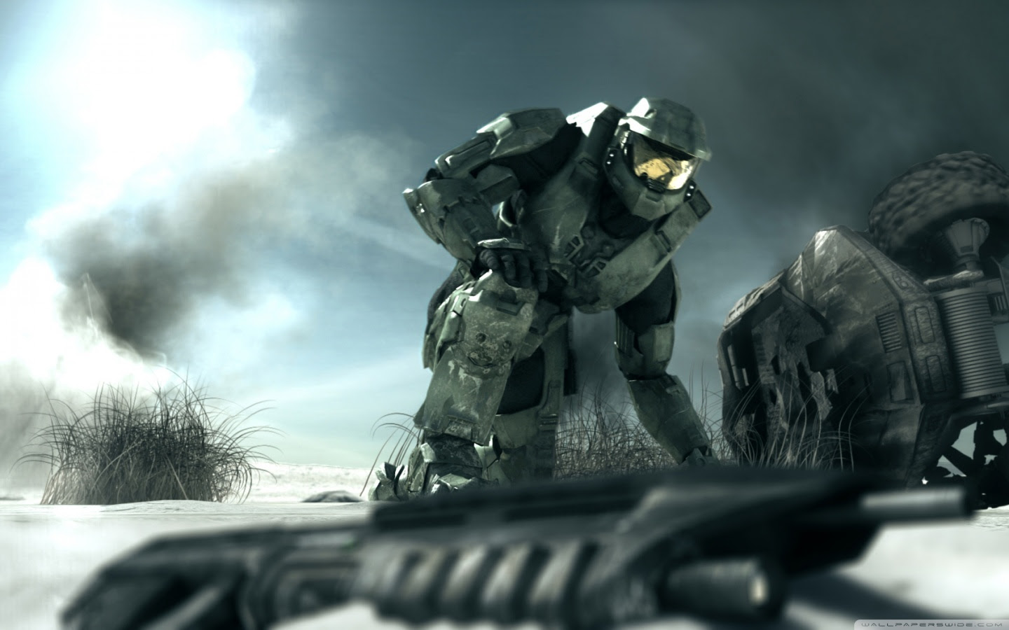 Halo 3 Hd Wallpapers Wallpapers Simple