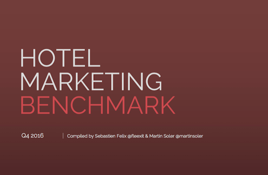 Hotel Marketing Update - Quarter 4 2017