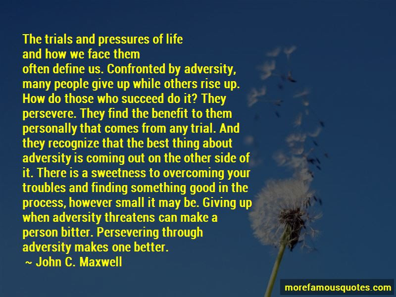 Quotes About Overcoming Trials In Life Top 2 Overcoming Trials In