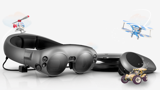 Was vom Hype bleibt: AR-Brille Magic Leap One ausprobiert