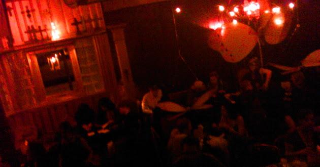 New Music Night 6, River Gods, Cambridge, May 25/26, 2012