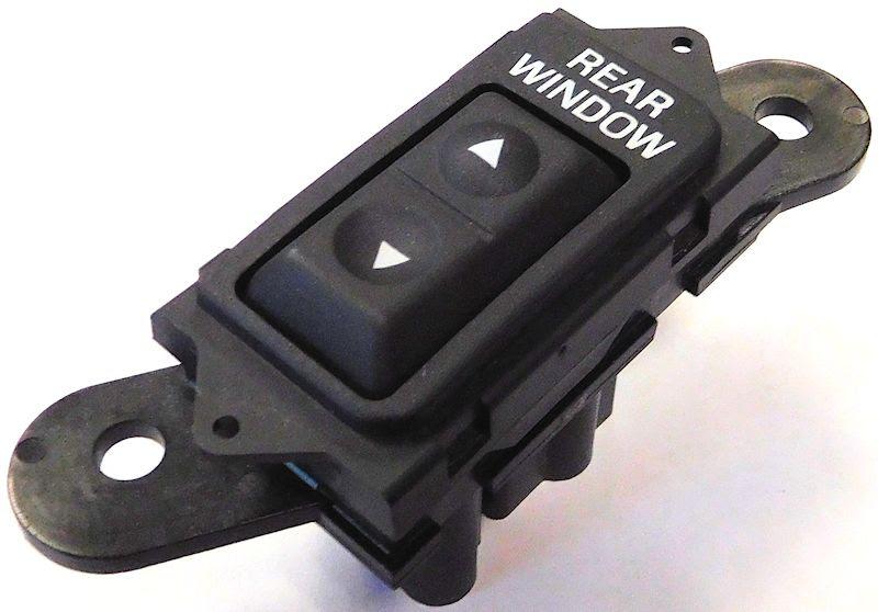 1992-1996 Ford Bronco Rear Window Switch On Dash ...