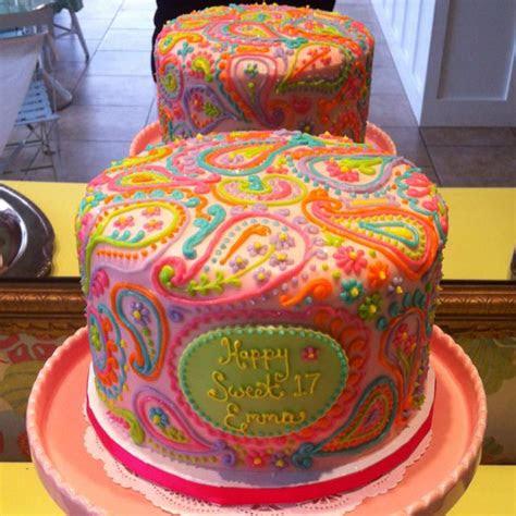paisley cake ideas  pinterest henna cake