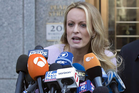 Stormy Daniels to donate to Planned Parenthood in Trump, Michael Cohen's names if she wins case