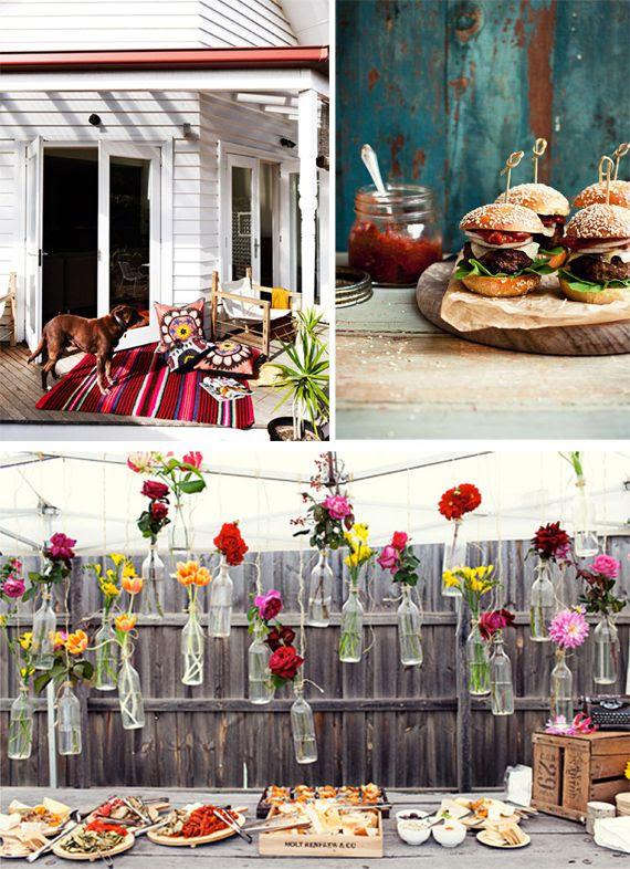 Backyard BBQ Dinner Ideas