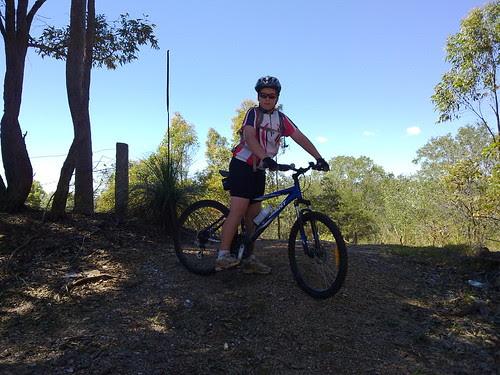 Riding to Mount Samson