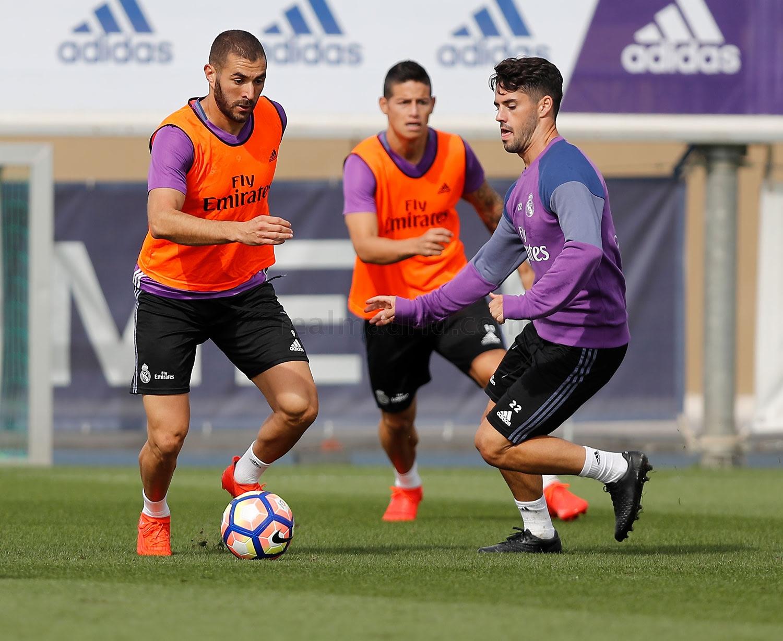 تدريب ريال مدريد