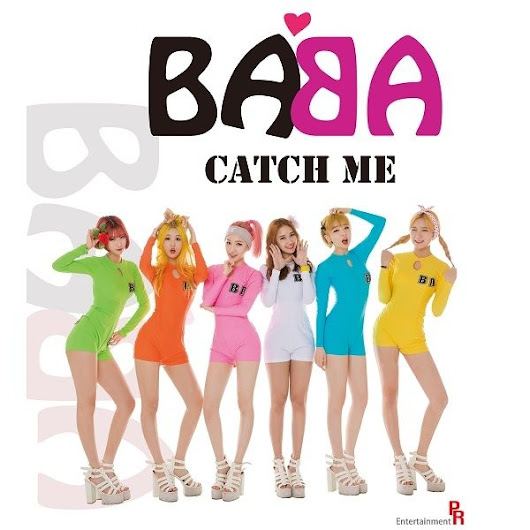[Single] Baba – Catch Me (MP3) - MySaiDz.Info