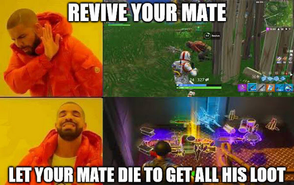 How to have fun with Fortnite: Top 50 Fortnite Memes!