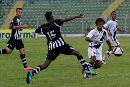 Vasco x Botafogo-PB Copa São Paulo (Foto: Carlos Gregório Jr/Vasco.com.br)