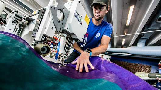 North Sails Tips From the Volvo Ocean Race Boatyard