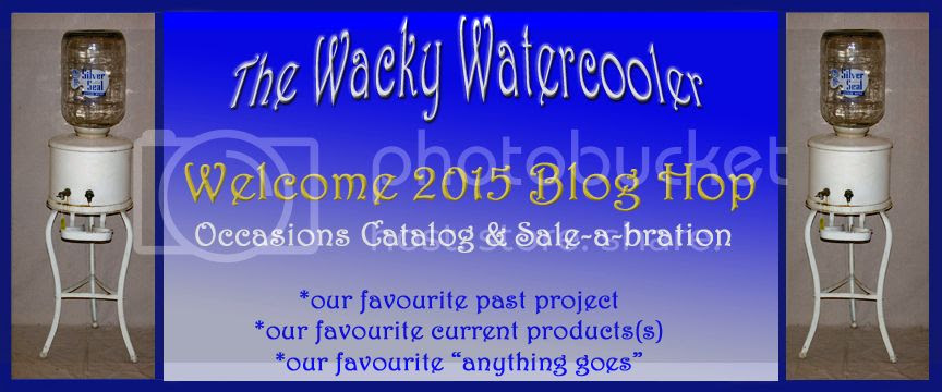 Wacky Watercooler Welcome 2015 Blog Hop